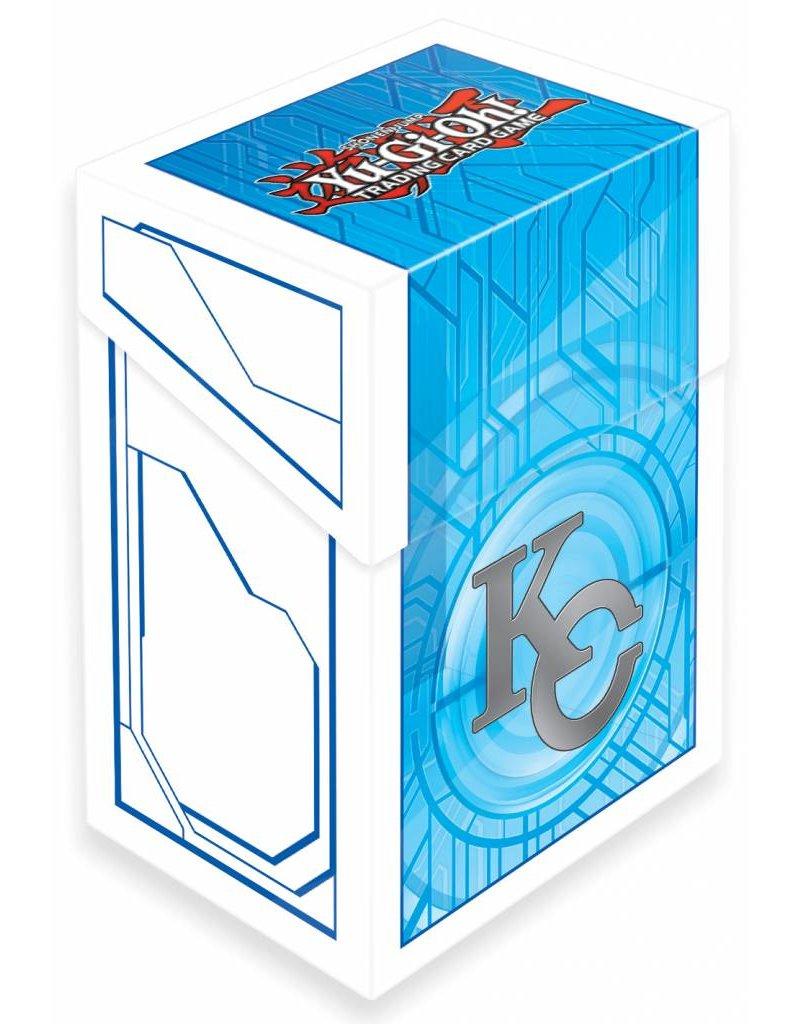 Konami Yugioh TCG Kaiba Corporation Deck Box
