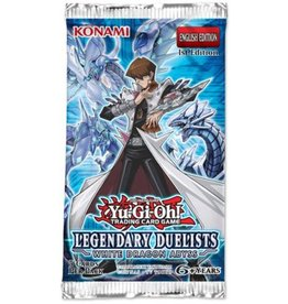 Konami Legendary Duelists: White Dragon Abyss Booster