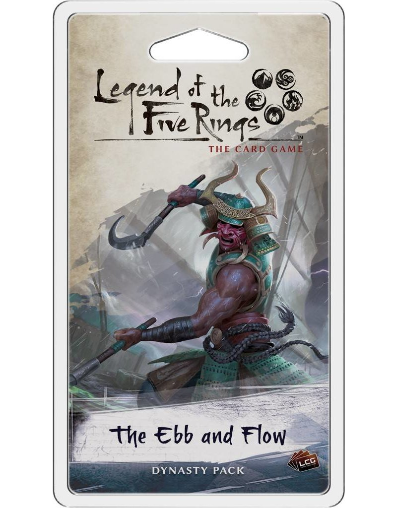 Fantasy Flight Games Legend Of The Five Rings: The Ebb and Flow Expansion Pack