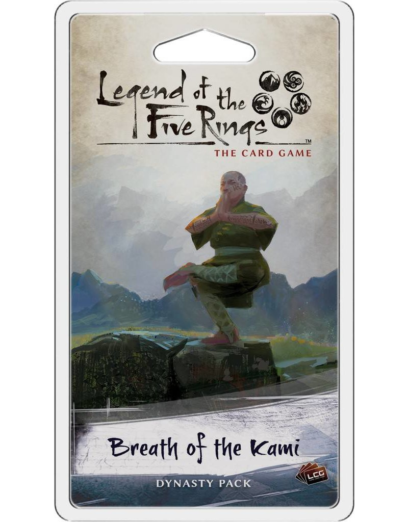Fantasy Flight Games Legend Of The Five Rings: Breath of the Kami Expansion Pack