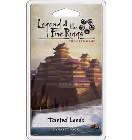 Fantasy Flight Games Tainted Lands Dynasty Expansion Pack