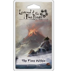 Fantasy Flight Games The Fires Within Expansion Pack