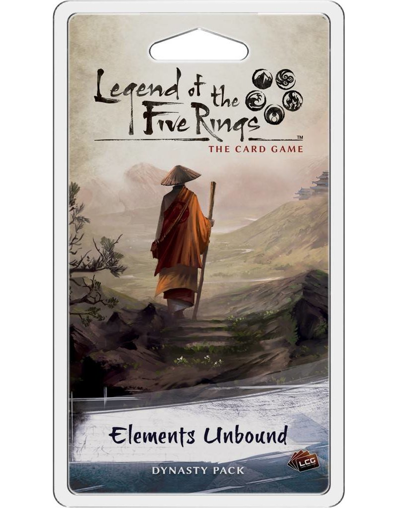 Fantasy Flight Games Legend Of The Five Rings: Elements Unbound Expansion Pack