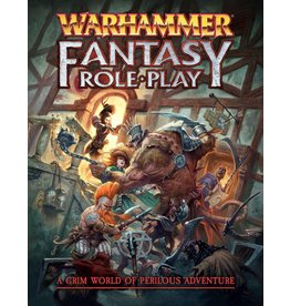 Cubicle 7 Warhammer Fantasy RPG 4th Edition Rulebook