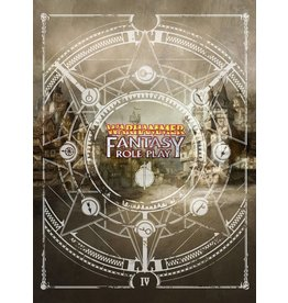 Cubicle 7 Warhammer Fantasy RPG 4th Edition Collector's Limited Edition Rulebook