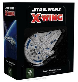 Fantasy Flight Games Lando's Millennium Falcon Expansion Pack
