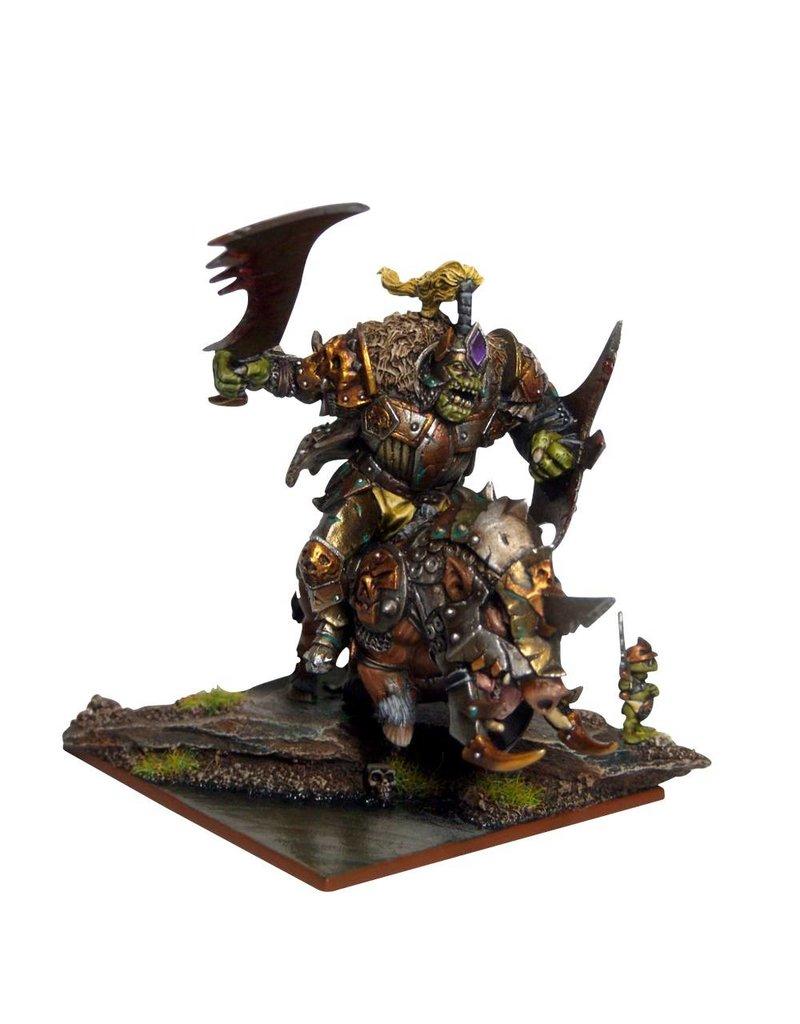 Mantic Games Orcs: Krudger on Gore