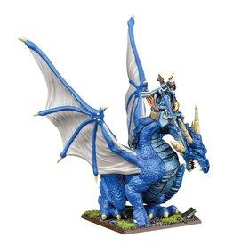Mantic Games High Paladin on Dragon
