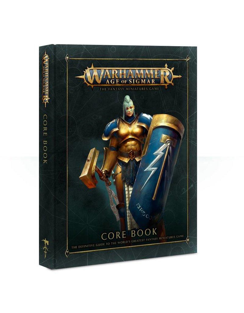 Games Workshop Warhammer Age Of Sigmar 2nd Edition Rulebook (EN)