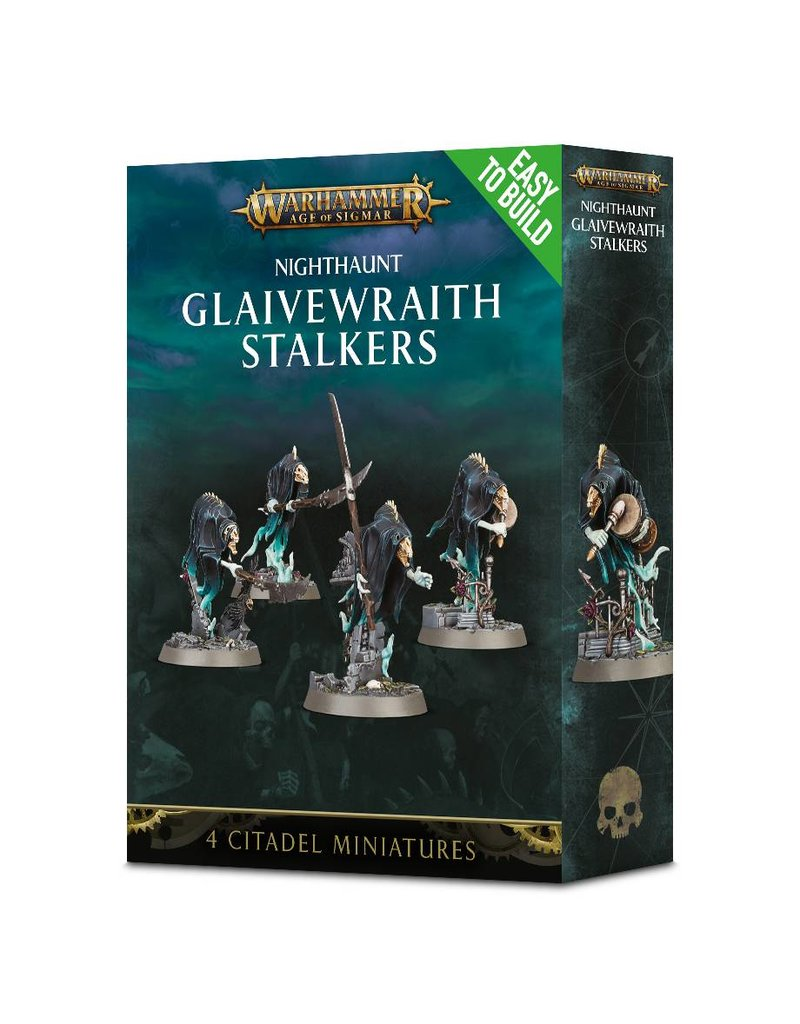 Games Workshop Nighthaunt: ETB Glaivewraith Stalkers