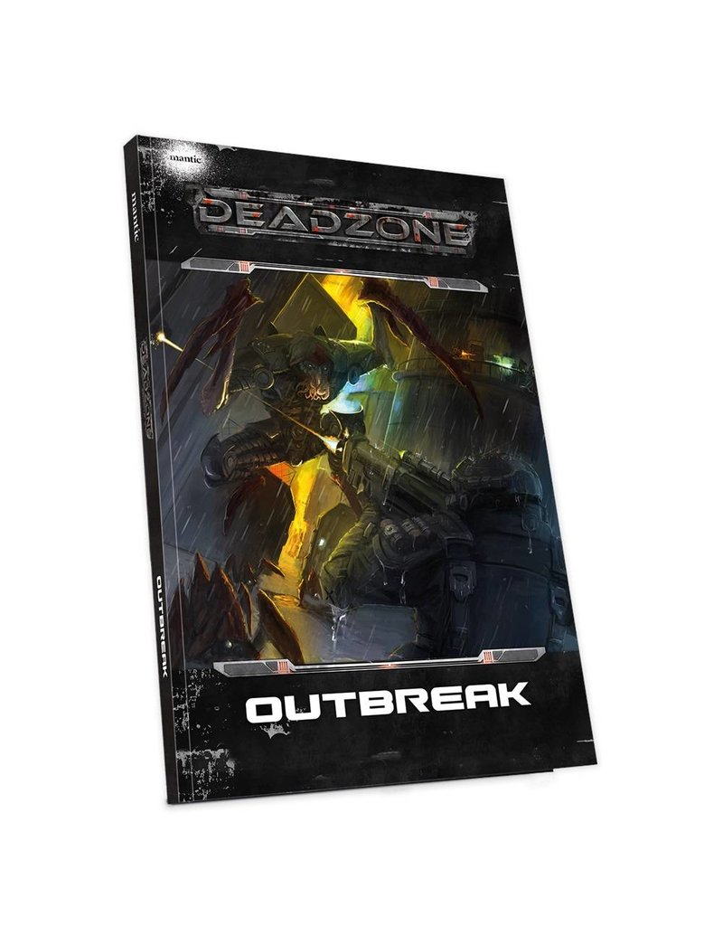 Mantic Games Deadzone: Outbreak