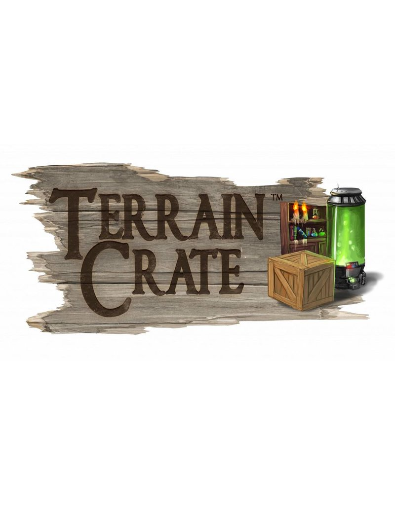 Mantic Games Terrain Crate: Town Centre (Includes Retail Exclusives)