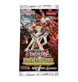 Konami Dark Saviors Booster Pack