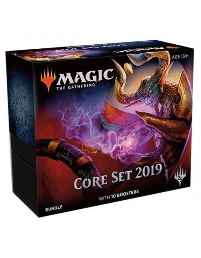 Wizards of the Coast Magic The Gathering: Core 2019 Bundle