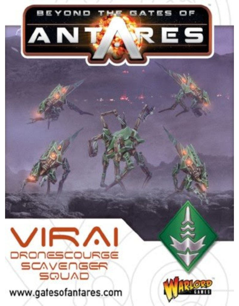 Warlord Games Virai Dronescourge Scavenger Squad