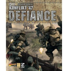 Warlord Games Defiance Expansion