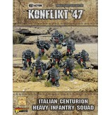 Warlord Games Italian Centurion Heavy Infantry Squad