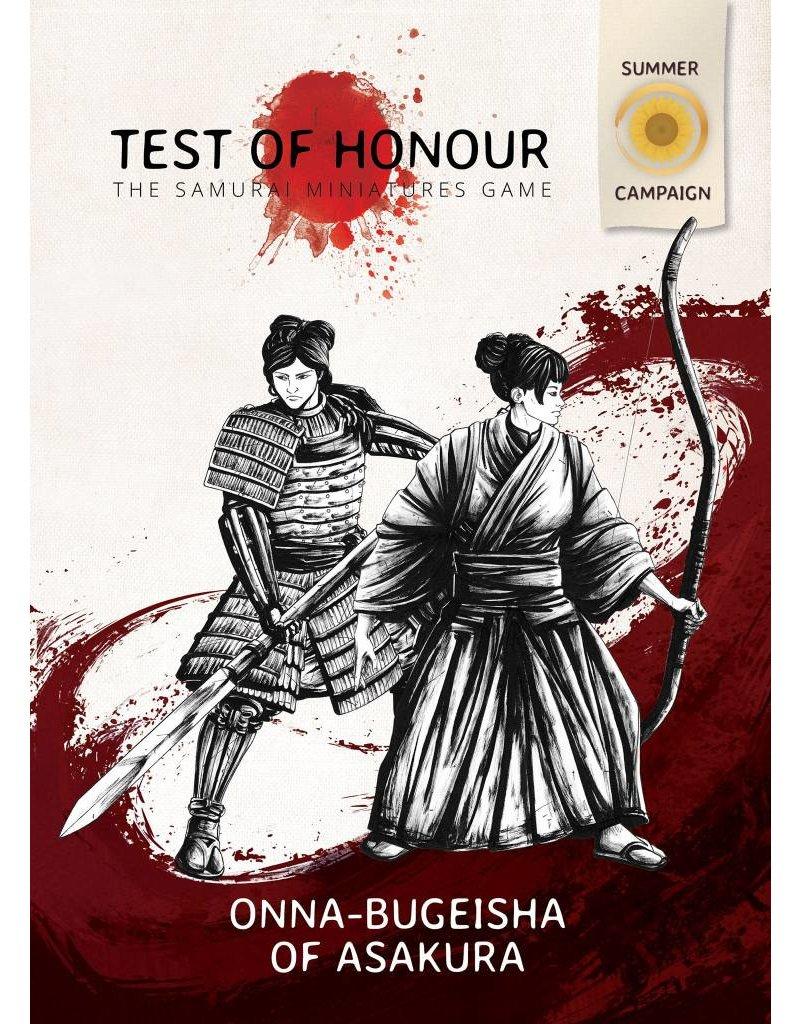 Warlord Games The Onna-bugeisha of Asakura
