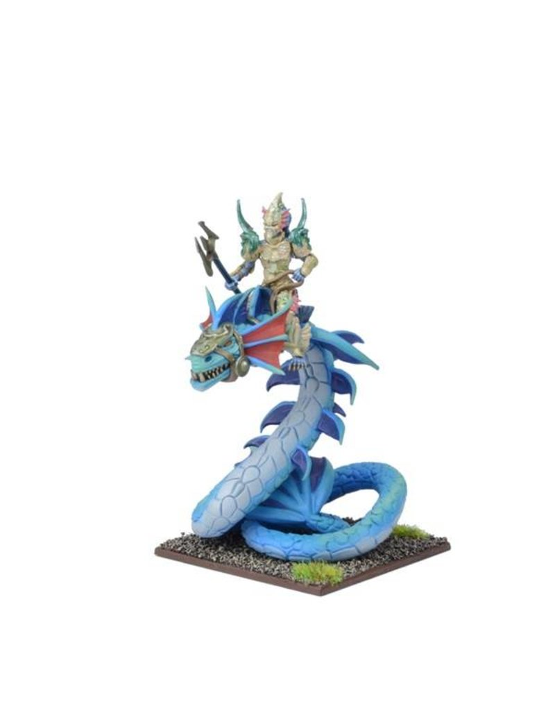 Mantic Games Forces Of Nature: Naiad Wyrmrider Regiment