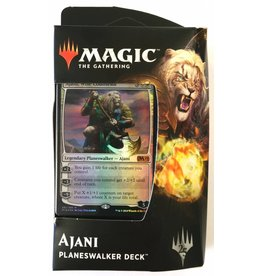 Wizards of the Coast Core 2019 - Ajani, Wise Counselor Deck