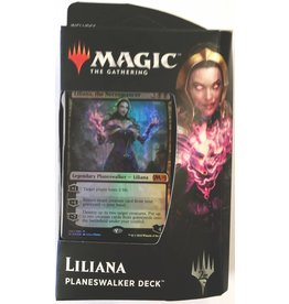 Wizards of the Coast Core 2019 - Liliana, Necromancer Deck