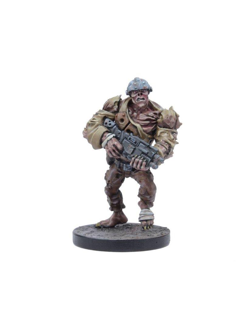Mantic Games Warpath / Deadzone: Plague 3rd Gen Troopers
