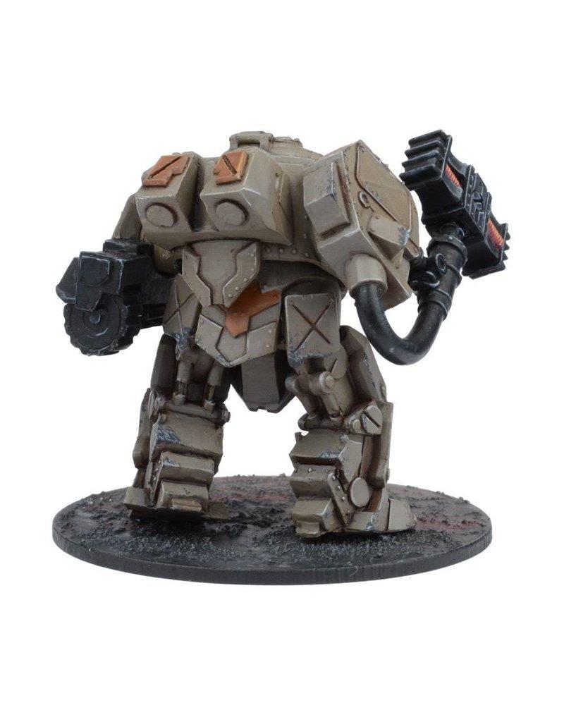 Mantic Games Warpath / Deadzone: Forge Father Iron Ancestor
