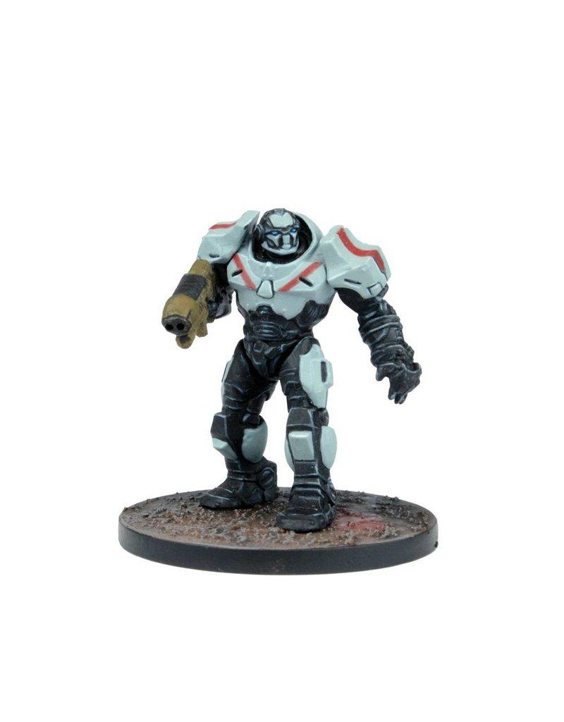 Mantic Games Warpath / Deadzone: Enforcer Peacekeepers