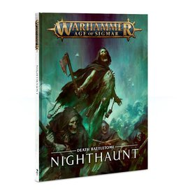 Games Workshop Battletome: Nighthaunt (HB)