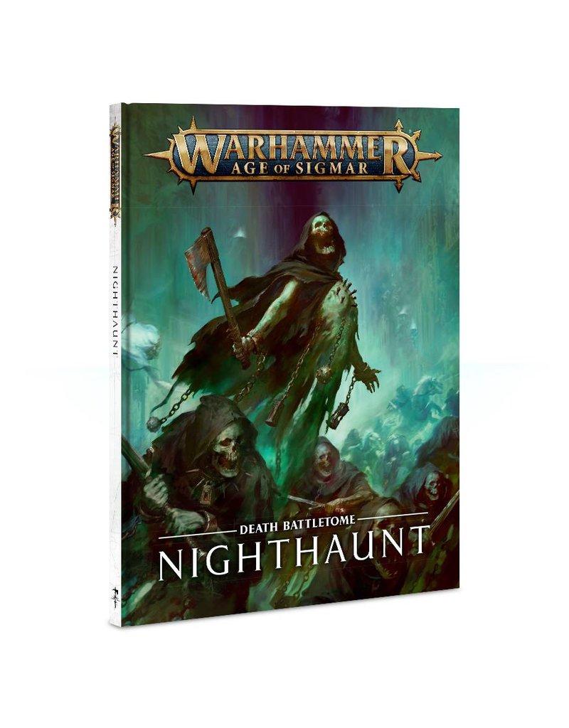 Games Workshop Battletome: Nighthaunt (HB) (EN)