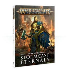 Games Workshop Battletome: Stormcast Eternals (2nd Edition)