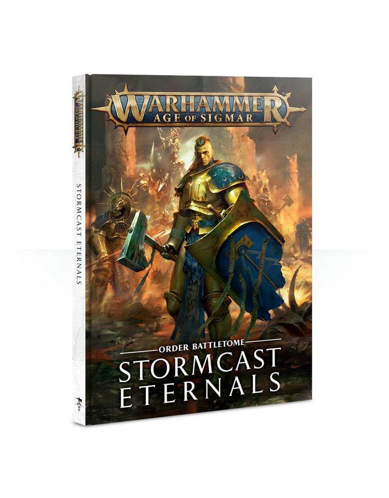 Games Workshop Battletome: Stormcast Eternals (HB) (2nd Edition)
