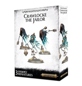 Games Workshop Crawlocke The Jailor & Chainghasts