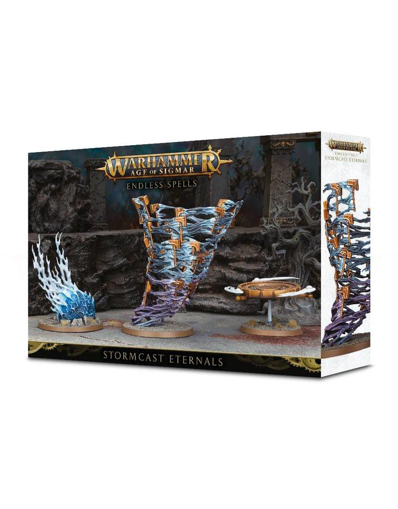 Games Workshop Endless Spells: Stormcast Eternals