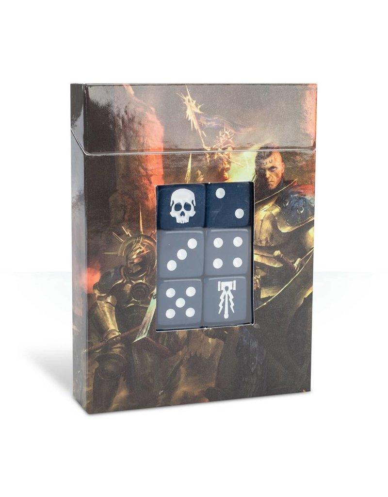 Games Workshop Age Of Sigmar: Stormcast Eternals Dice