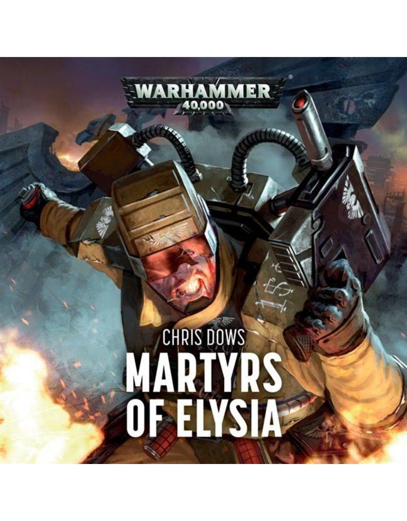 Games Workshop Martyrs Of Elysia (AUDIOBOOK)