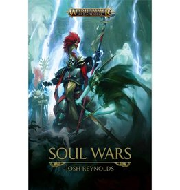 Games Workshop Soul Wars Novel (HB) (EN)