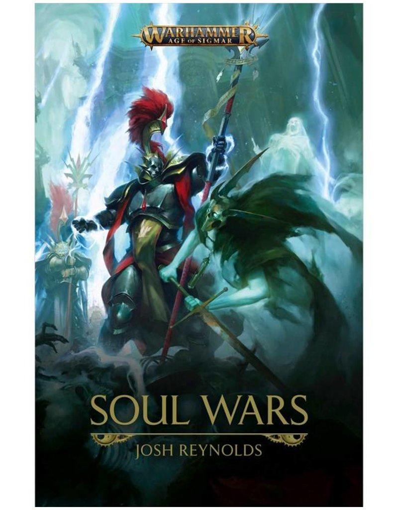 Games Workshop Age Of Sigmar: Soul Wars Novel (HB) (EN)
