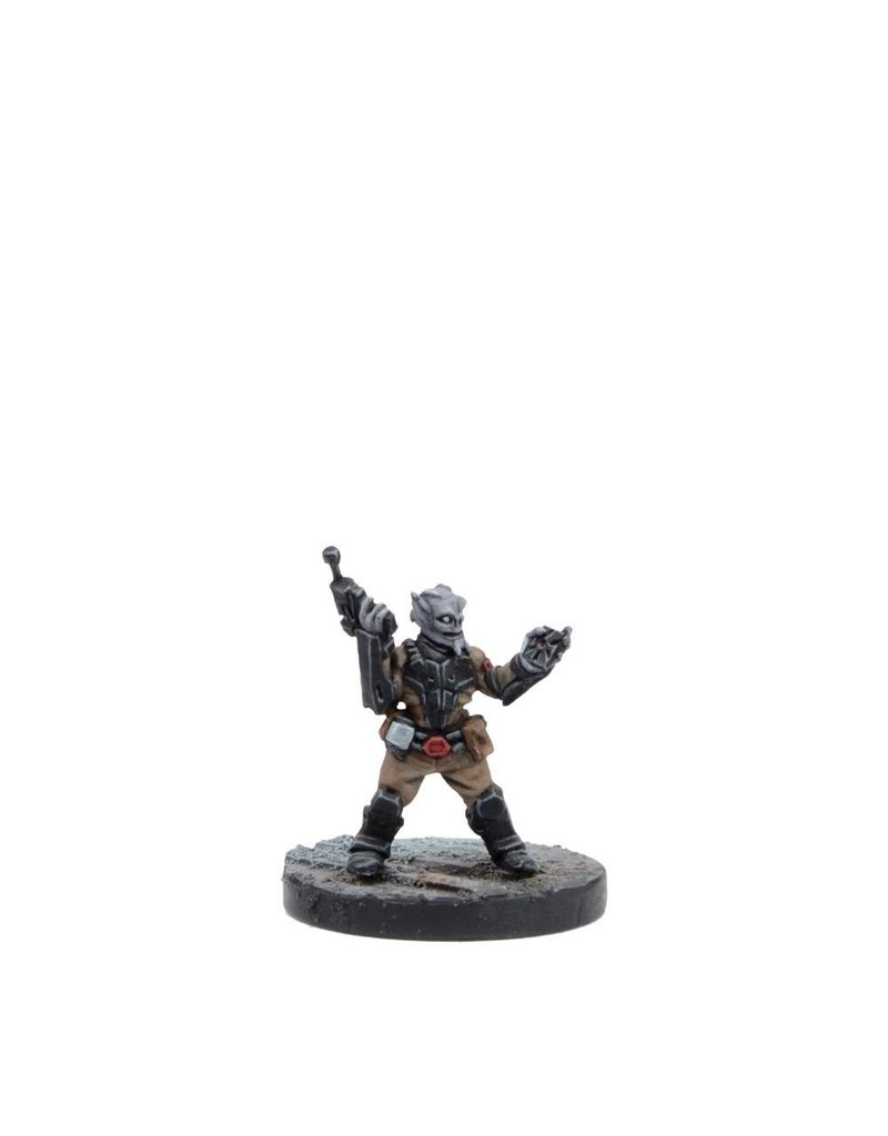Mantic Games Deadzone: Rebs Faction Booster Box Set