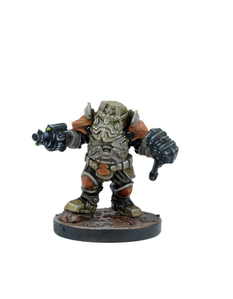 Mantic Games Deadzone / Warpath: Forge Father Faction Starter Box Set