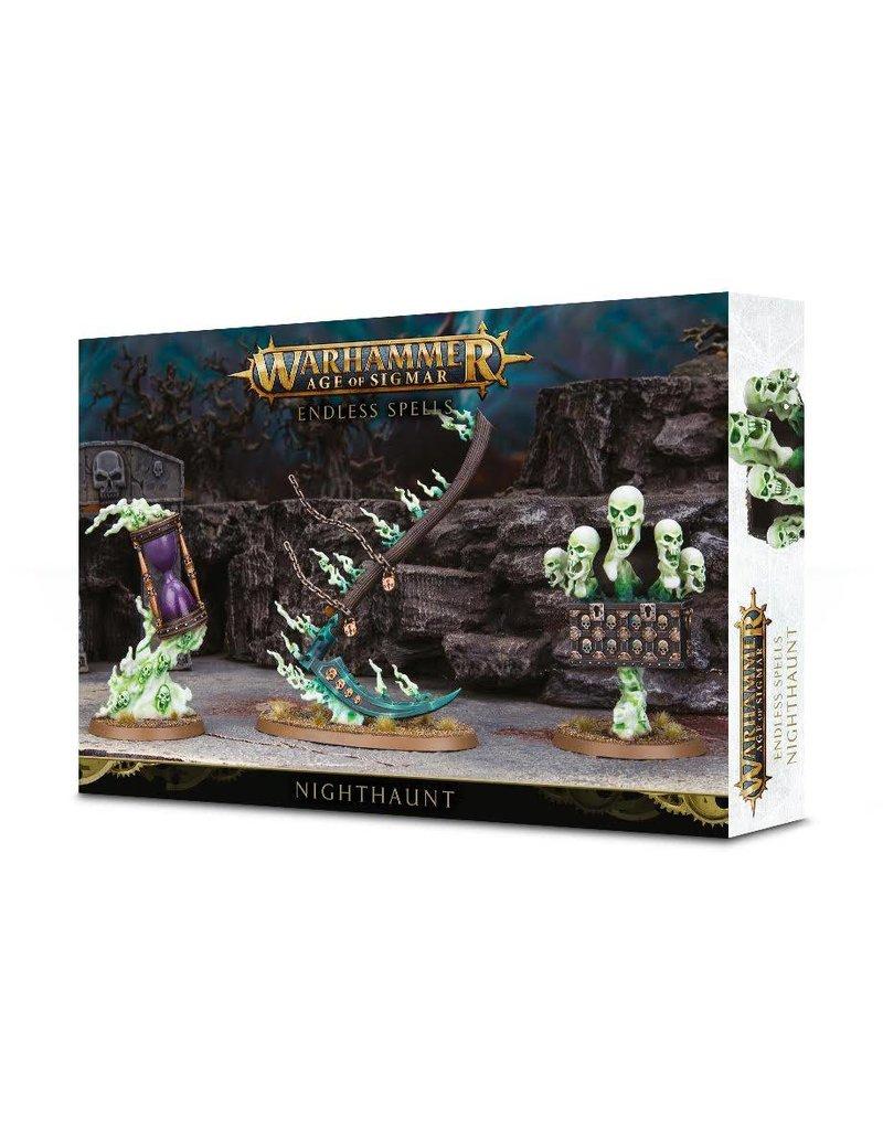 Games Workshop Endless Spells: Nighthaunt Undead