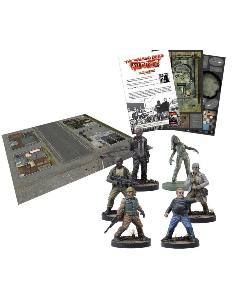 Mantic Games The Walking Dead: Made to Suffer Expansion