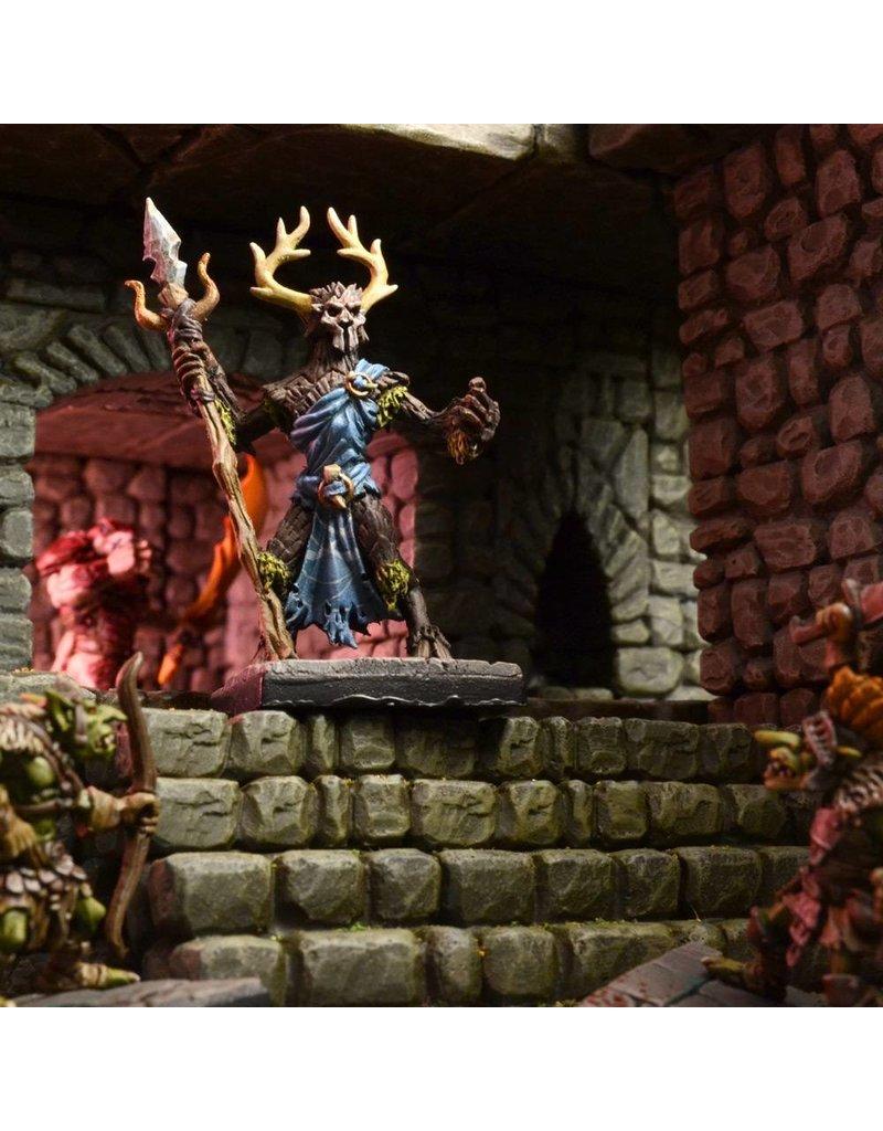 Mantic Games Dungeon Saga: The Warlord of Galahir