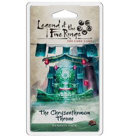 Fantasy Flight Games The Chrysanthemum Throne Expansion Pack