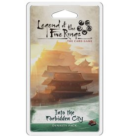 Fantasy Flight Games Into the Forbidden City Expansion Pack