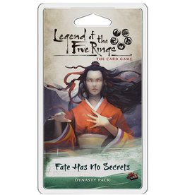 Fantasy Flight Games Fate Has No Secrets Expansion Pack