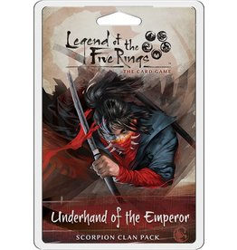 Fantasy Flight Games Underhand Of The Emperor Expansion Pack