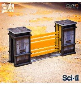 Plast-Craft Continuum Security Gates