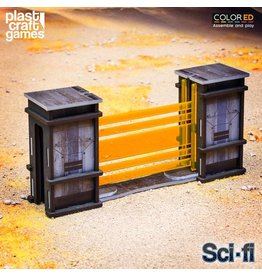 Plastcraft Continuum Security Gates