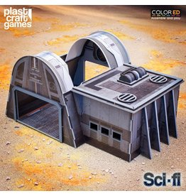 Plastcraft Continuum Hangar Bay